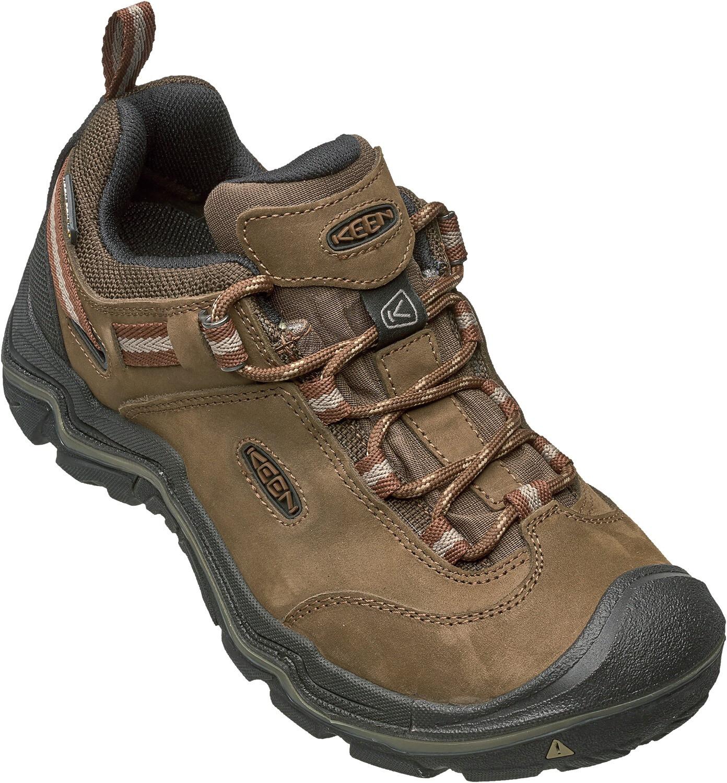 huge discount 4ccc4 07bde Keen Wanderer WP Shoes Women dark earth/brindle